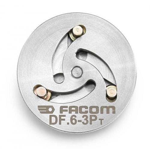 DF.6-3P - pierścienie wielowymiarowe do tłoczków hamulcy tarczowych