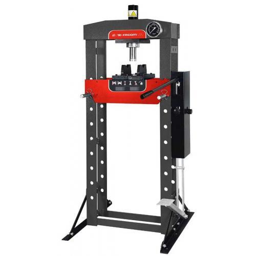 W.420 - ręczna prasa hydrauliczna 20 t