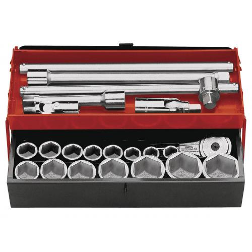 K.441A - SOCKET SET 3/4 DRI
