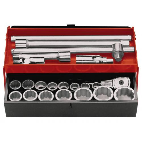 K.442E - SOCKET SET 3/4 DRI