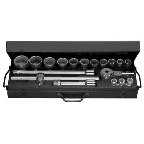K.437E - SOCKET SET 3/4 DRI
