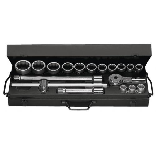 K.436E - SOCKET SET 3/4 DRI