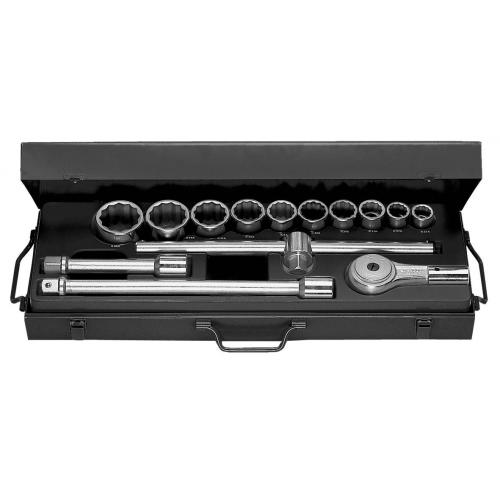 K.420N - SOCKET SET 3/4 DRI