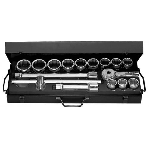 K.432E - SOCKET SET 3/4 DRI