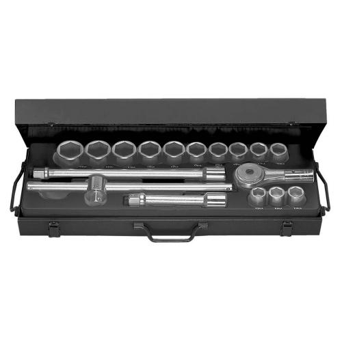 K.415E - SOCKET SET 3/4 DRI