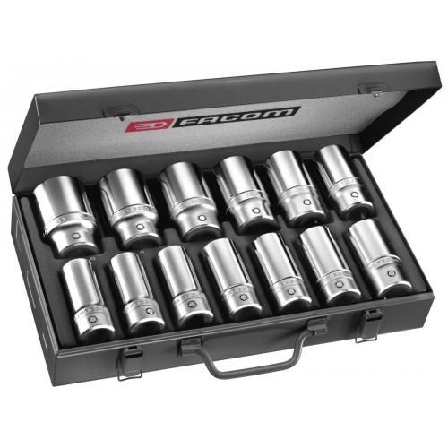 K.405E - SOCKET SET 3/4 DRI