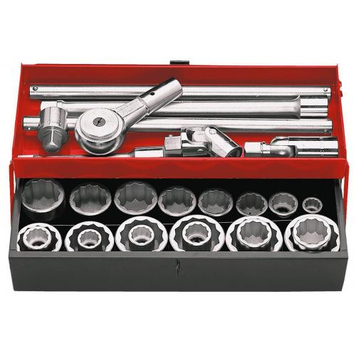 K.442U - SOCKET SET 3/4 DRI