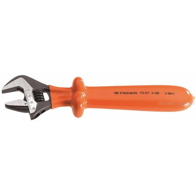 113.10TAVSE - klucz nastawny, 30 mm