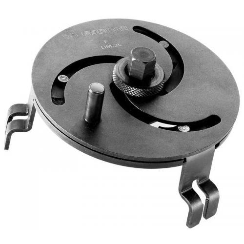 DM.JL - urządzenie do demontażu pokrywy czujnika poziomu paliwa, 88 - 170 mm