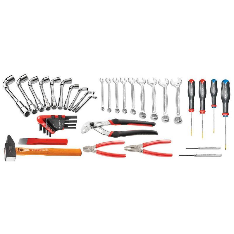 CM.LT3 - zestaw 39 narzędzi metrycznych