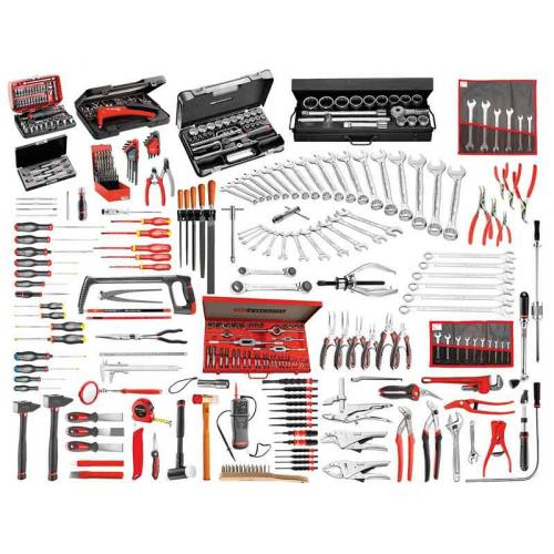 CM.150A-F - CM.150A TOOL SET WITH FOAM MODULES