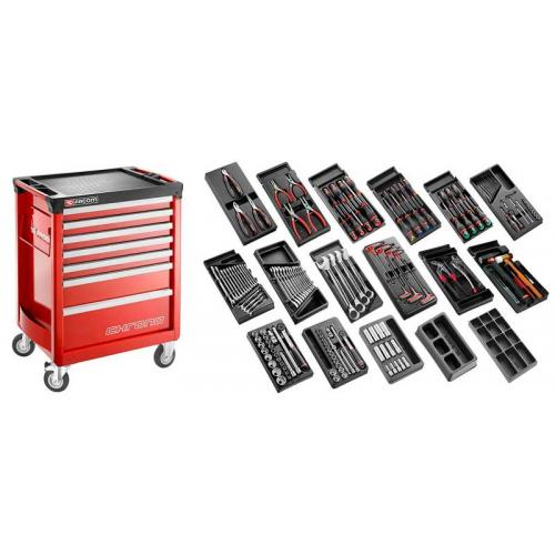 CM.166 - 166PCS GENERAL PURPOSE TOOLS SET