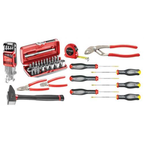 CM.500A - DIY/STUDENTS 52PCS TOOLS SET