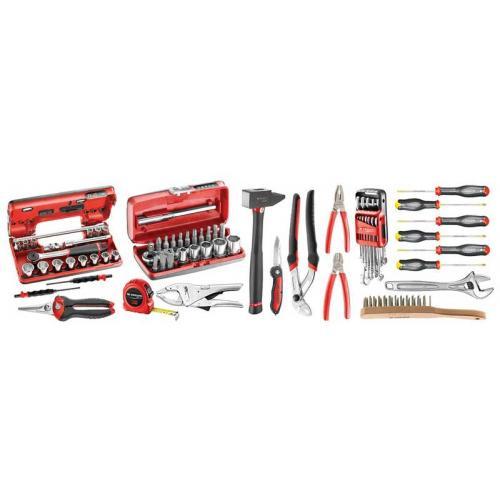 CM.510A - DIY/STUDENTS 74PCS TOOLS SET