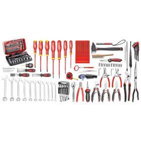 CM.EM42A - zestaw 105 narzędzi dla elektromechaników