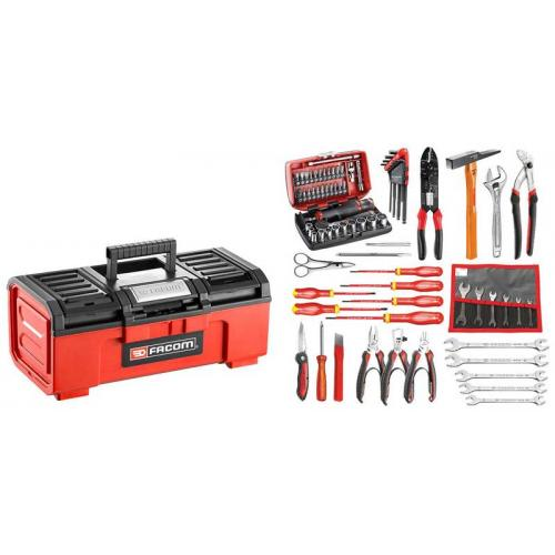 BPC16N.E16 - CM.E16 TOOLS SET + BP.C16N