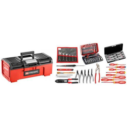 BPC16N.EL31 - CM.EL31 TOOLS SET + BP.C16N