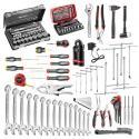 CM.MO1 - 118-piece set of motorcycle maintenance tools