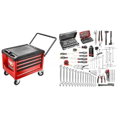 CR4.MO1 - CM.MO1 tools set + ROLL.CR4M3