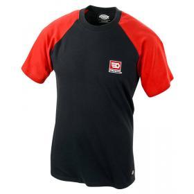 VP.TSHIRT-L - T shirt czarny L