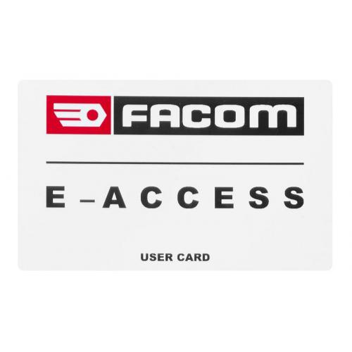EACCESS-UCARD - Karta E-ACCESS do wózka narzędziowego JET.7GM3EACC i JET.8GM3EACC