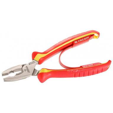 187A.18VE - 1000V VDE Combination pliers, 185 mm