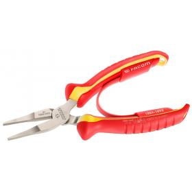 188A.16VE - 1000V VDE FLAT NOSE PLIERS 160MM
