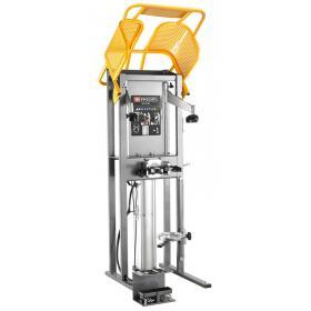 DLS.501HPS - PNEUMATIC SPRING COMPRESSOR MACHINE