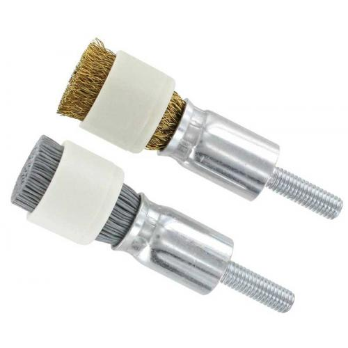 DCR.ICA-5 - SET OF 2 SHORT BRUSHES