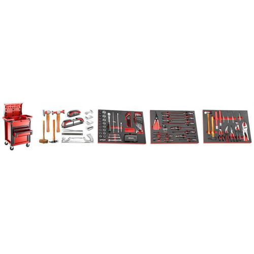 CRT4.CMCAR - CM.CAR TOOL SET + CR.T4XL