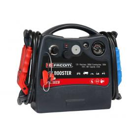 B12.SECU - SECURITY 12V 24AH JUMPSTARTER