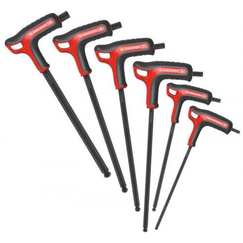 84TZSA.HO5 - FACOM 5PCE P HEX KEY METRIC BALL