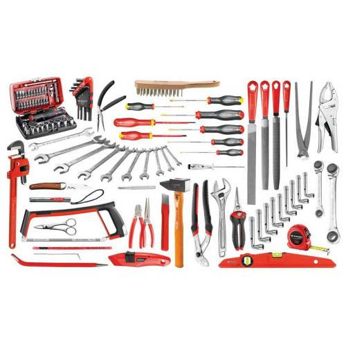 CM.SG4A - 112-piece set of general services tools