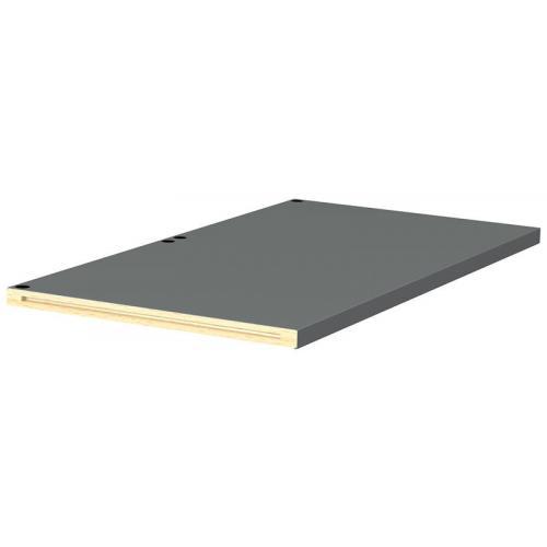JLS2-PBST2 - Blat drewniany powlekany stalą Jetline, 1455 mm