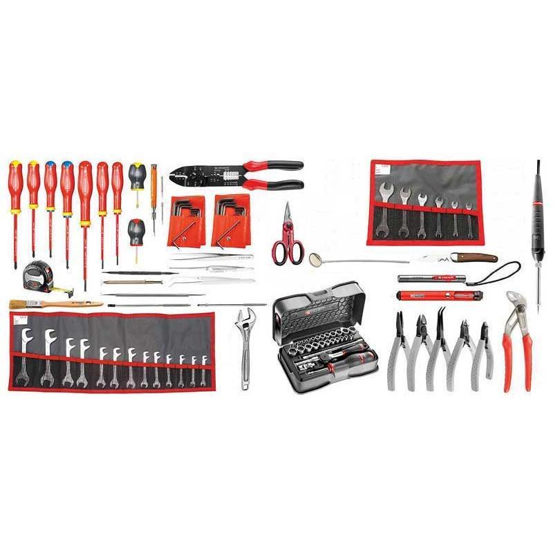 CM.EL34 - zestaw 101 narzędzi dla elektryków