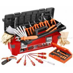 2185C.VSE - zestaw 20 narzędzi w skrzynce