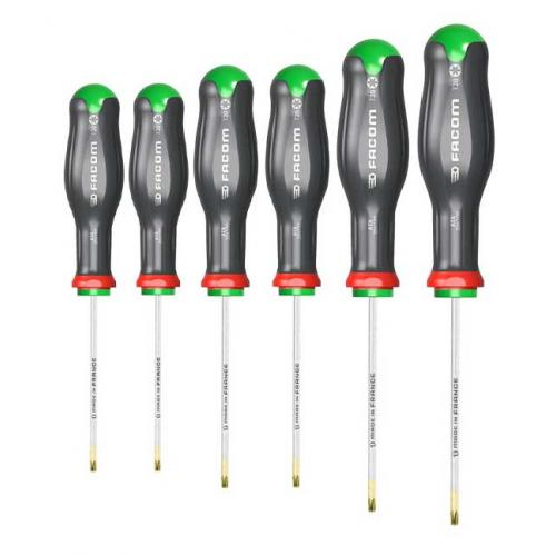 ATX.J6 - Set of Protwist® screwdrivers for Torx, T10 - T40
