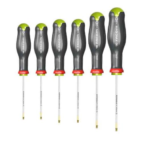 ATXP.J6 - Set of Protwist® screwdrivers for Torx Plus, IP10 - IP40