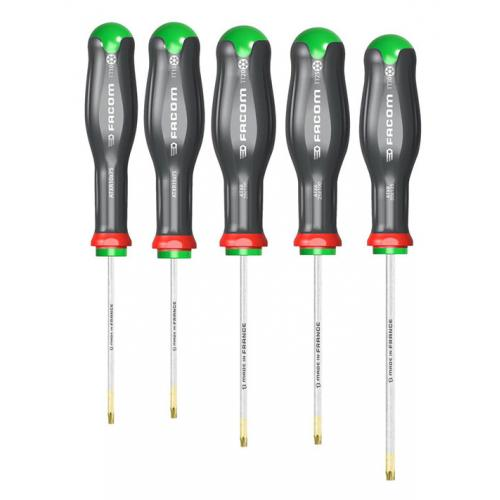 ATXR.J5 - Set of Protwist® screwdrivers for Resistorx, TT10 - TT30
