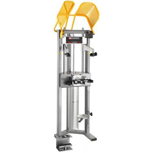 DLS.501HP4T - stanowisko pneumatyczne do ściągania sprężyn do 4 T