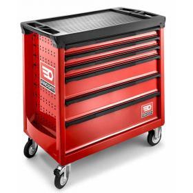ROLL.6M4 - wózek ROLL, 6 szuflad,4 moduły na szufladę