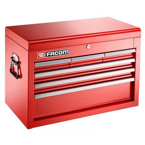 BT.C6TA - Metal 6-drawer chest
