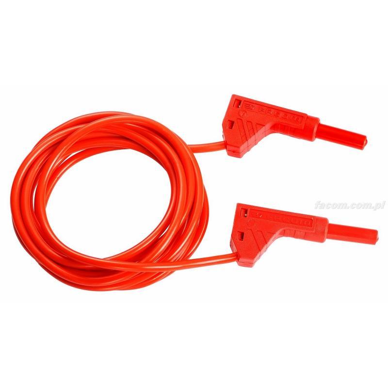 1804B.R - przewody połączeniowe czerwone