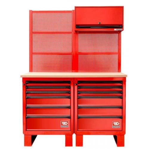 RWS-2 - Set of ROLL workshop system, red