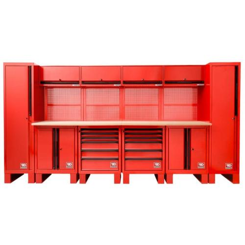 RWS-7 - Set of ROLL workshop system, red