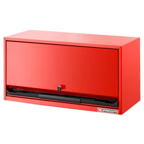 RWS-CHSPP - Top chest with doors, red