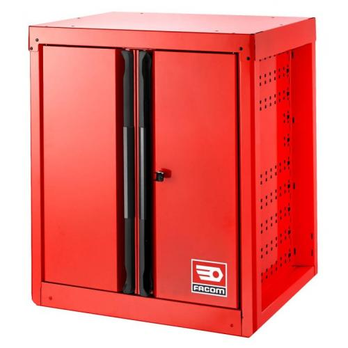 RWS-MBSPP - Base unit 2 doors, red