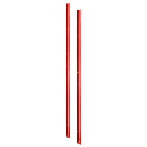 RWS-TUBES - Fitting kit, red