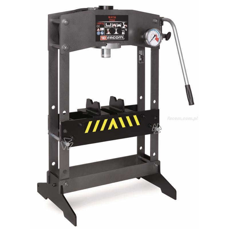 W.415HA - prasa hydrauliczna stołowa, 15 t