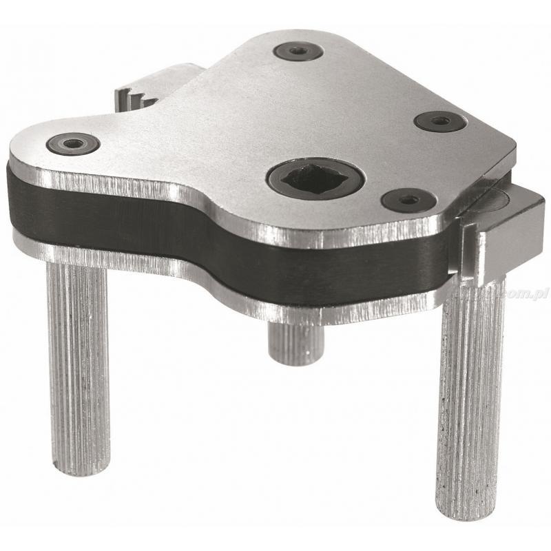 D.151A - klucz samozaciskowy do filtrów oleju samochodów osobowych, 65 - 120 mm